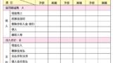 資金繰り表のテンプレート例に沿って自分の会社に適した資金繰り表を作ろう! 1の画像